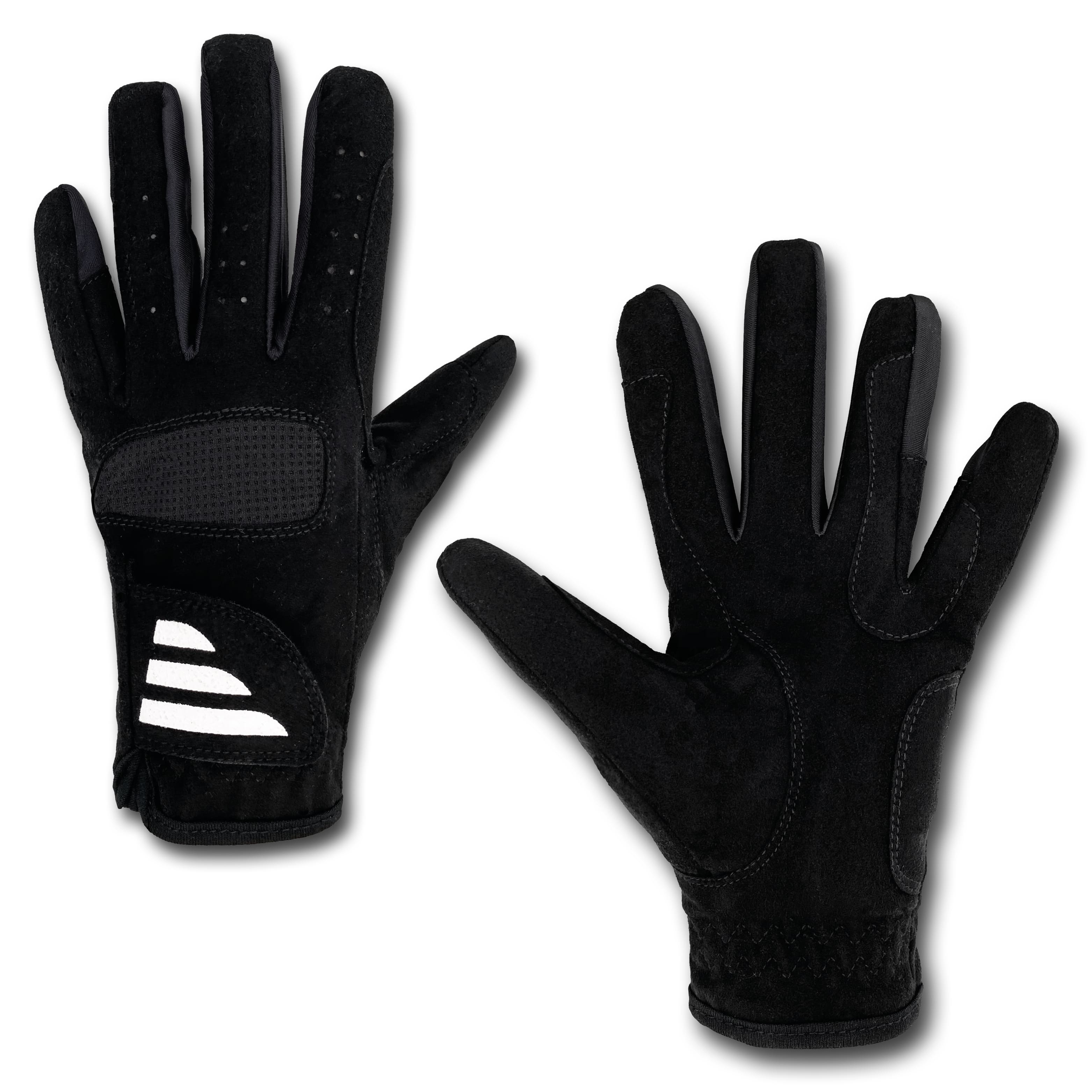Reithandschuh-Handschuh-Reiten-schwarz