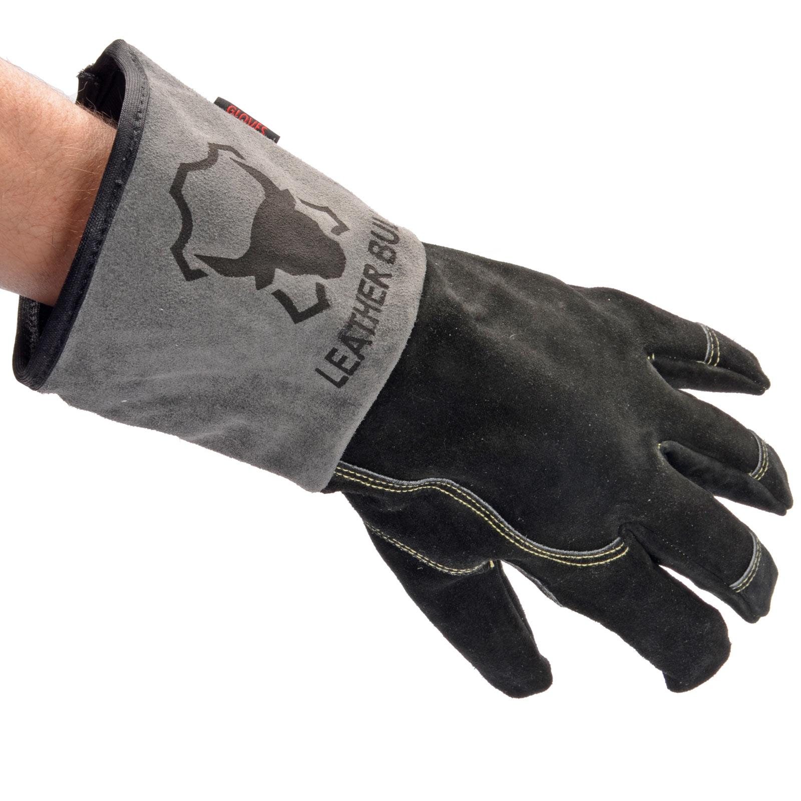Grillhandschuh Leatherbull Premium